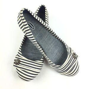 Dr. Scholl's ••• Memory Foam Comfort Ballet Flats